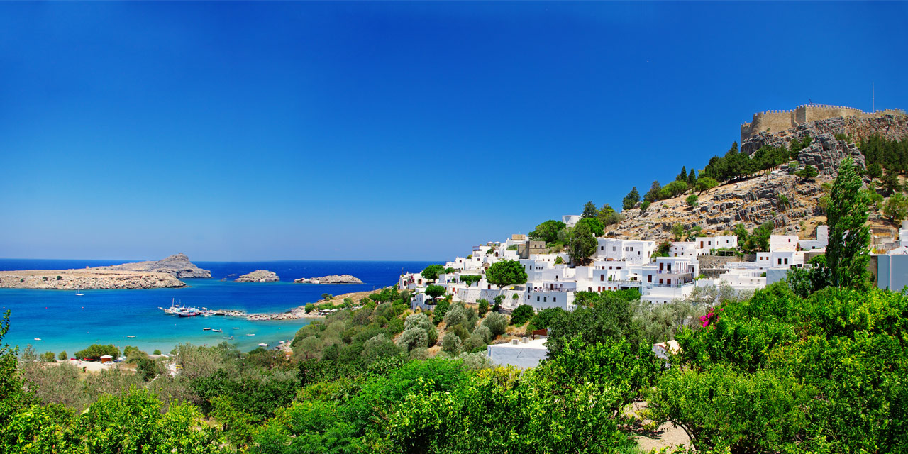 остров Родос 1