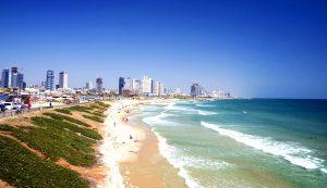 На море в Израиль