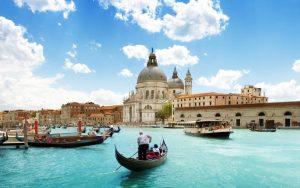 Венеция в июне