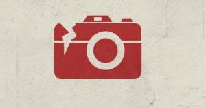 Сломанный фотоаппарат