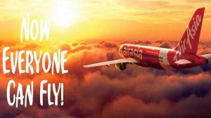 распродажа Air Asia