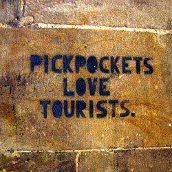 туристическое мошенничество