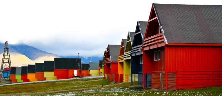 Лонгъир, Шпіцберген, Норвегия