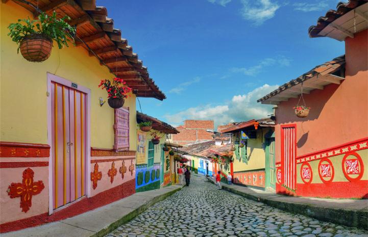 Гуатапе, Колумбия