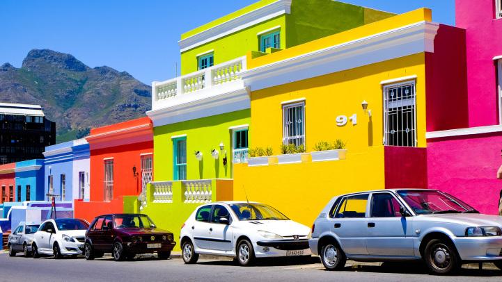 Бо-Каап, Кейптаун, Южная Африка