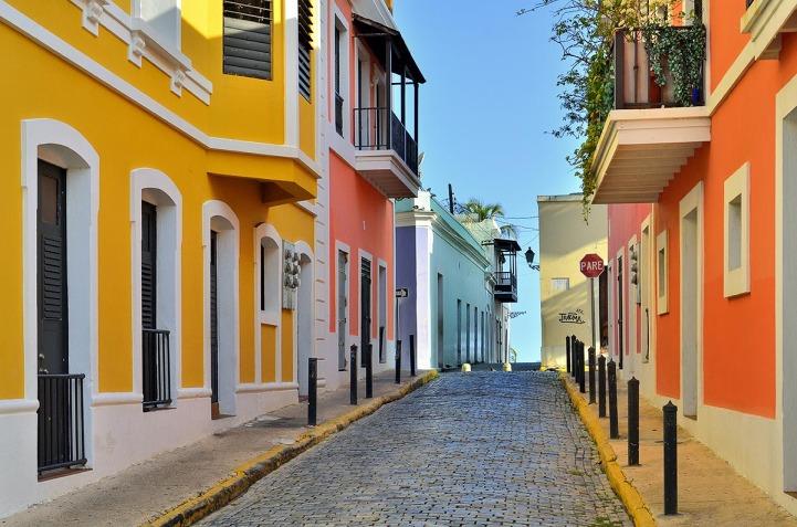 Старый Сан Хуан, Сан Хуан, Пуэрто Рико
