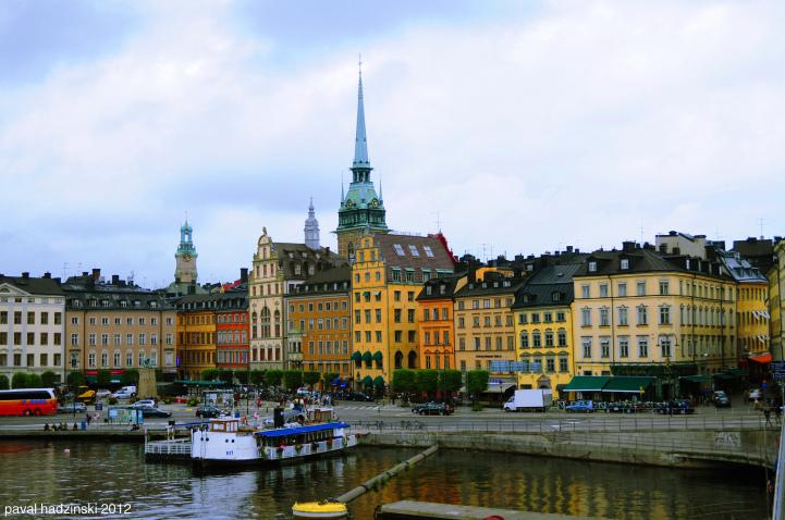 Старый город, Стокгольм, Швеция
