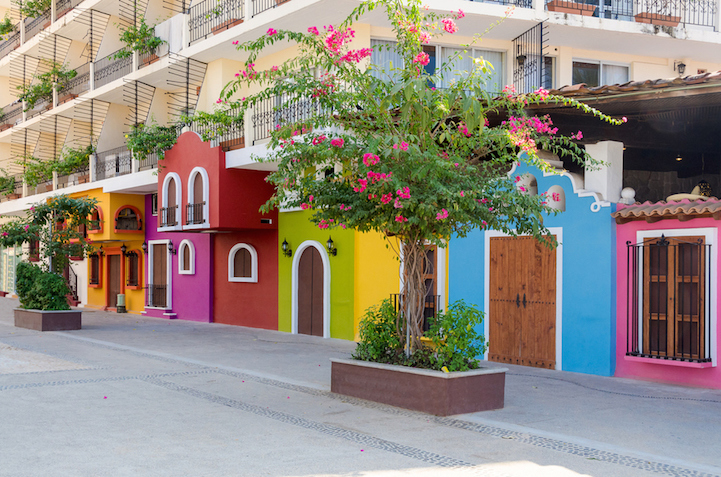 Пуэрто Валарта, Мексика