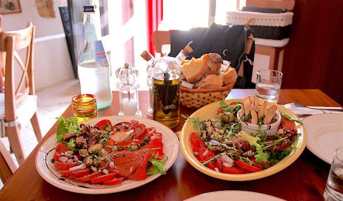 Кухня Мальты