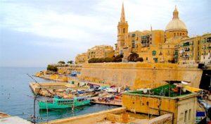 Транспорт Мальта
