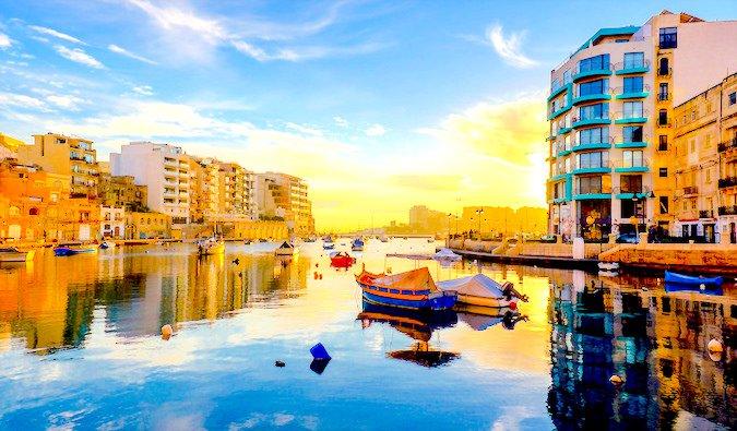 Отличная Мальта