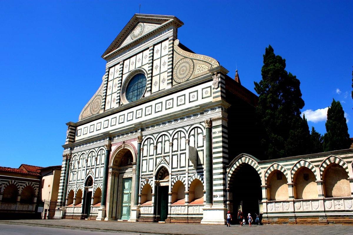 Санта-Мария Новелла - топ достопримечательностей Флоренции