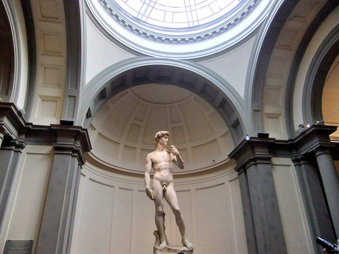 Статуя Давида Микеланджело