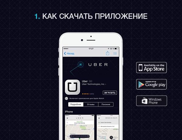 промокод Uber 2017