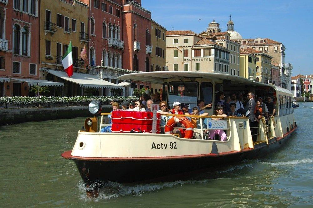 чему снится цены на вапоретто в венеции меню добавляются новые