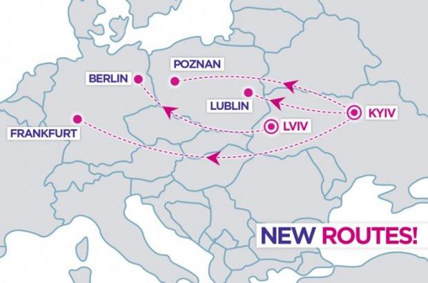 wizz air из Киева