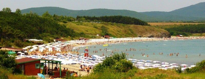 Курорт Ахтополь, Болгария