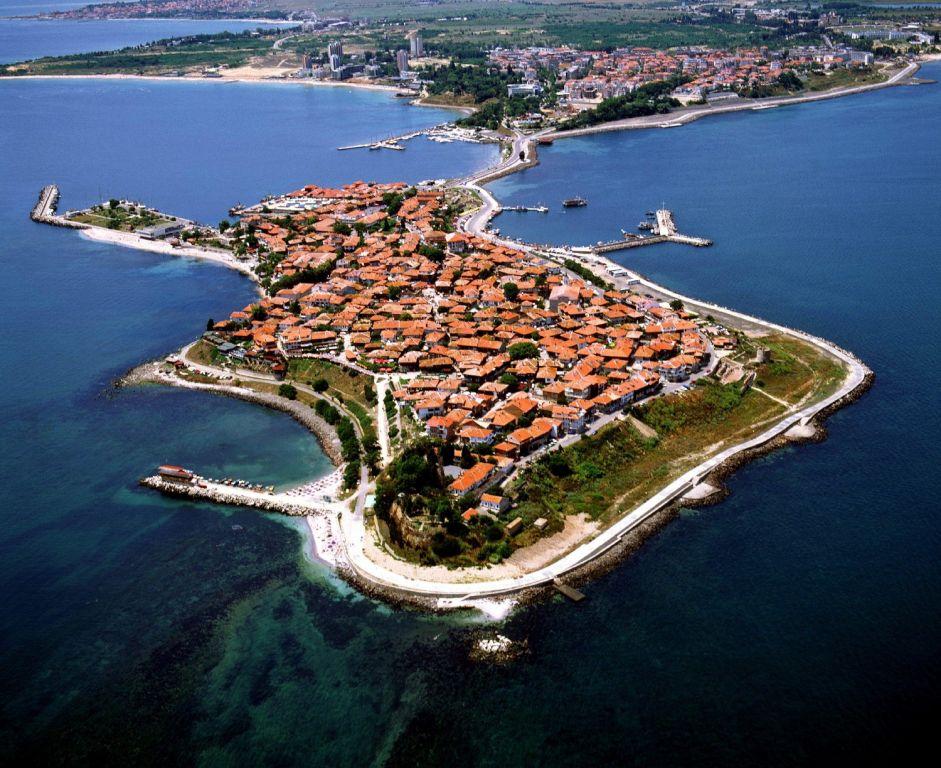 Курорт Несебр, Болгария