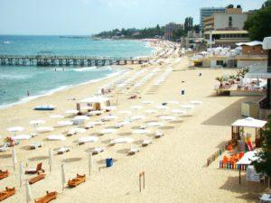 Курорт Солнечный День Болгария