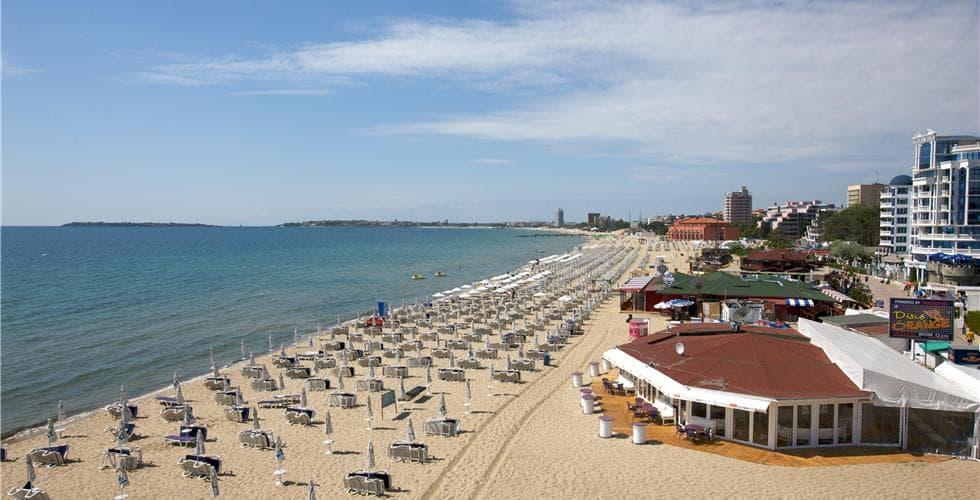 Курорт Солнечный берег, Болгария