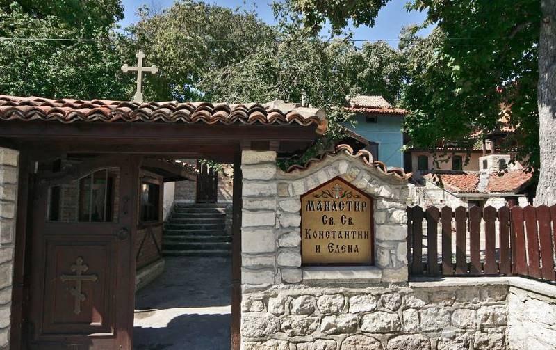 Монастырь Святой Константин и Елена