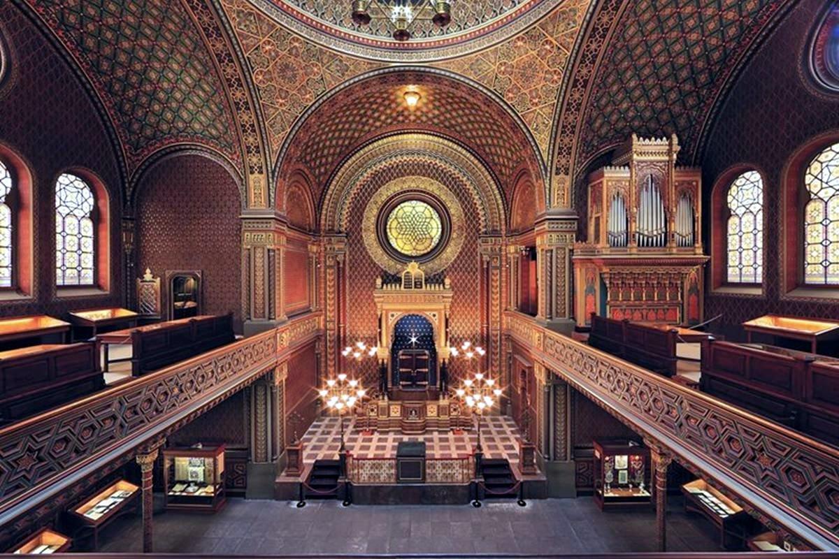 Испанская синагога Прага
