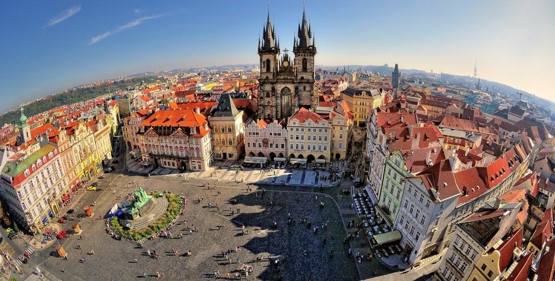 Староместская площадь Праги - достопримечательности Праги