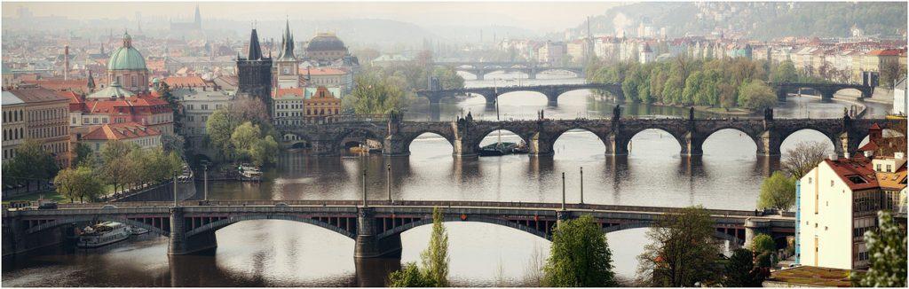 Влатва-Прага - достопримечательности Праги