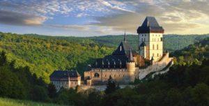 Карлштейнский замок