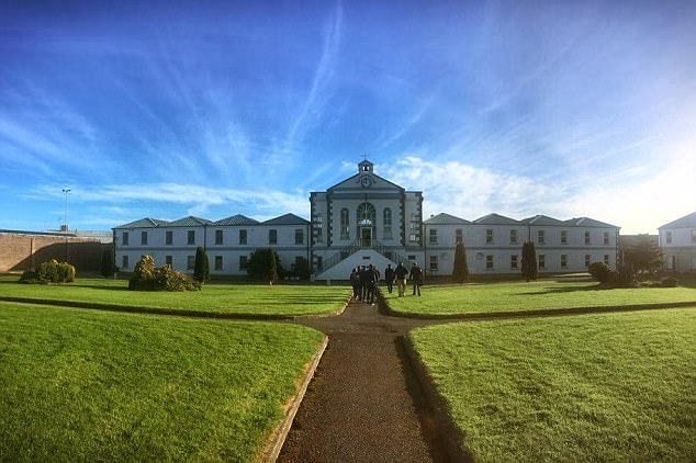 Ирландский Алькатрас