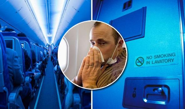 как не заболеть в самолете