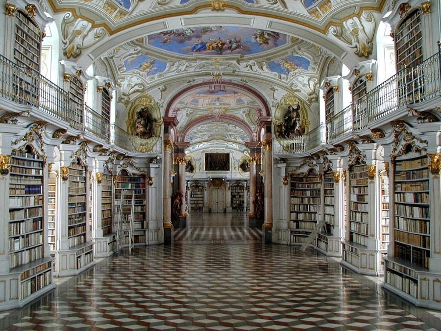 Австрия, Вена, Австрийская национальная библиотека 2
