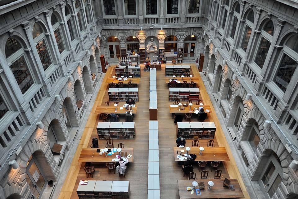 Библиотека святого Марка