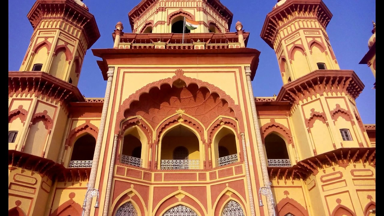 Индия, Уттар-Прадеш,Библиотека Рампура Раза