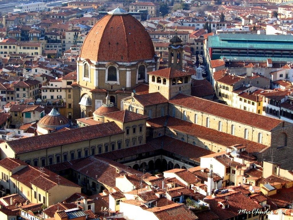 Италия, Флоренция, Biblioteca Medicea Laurenziana