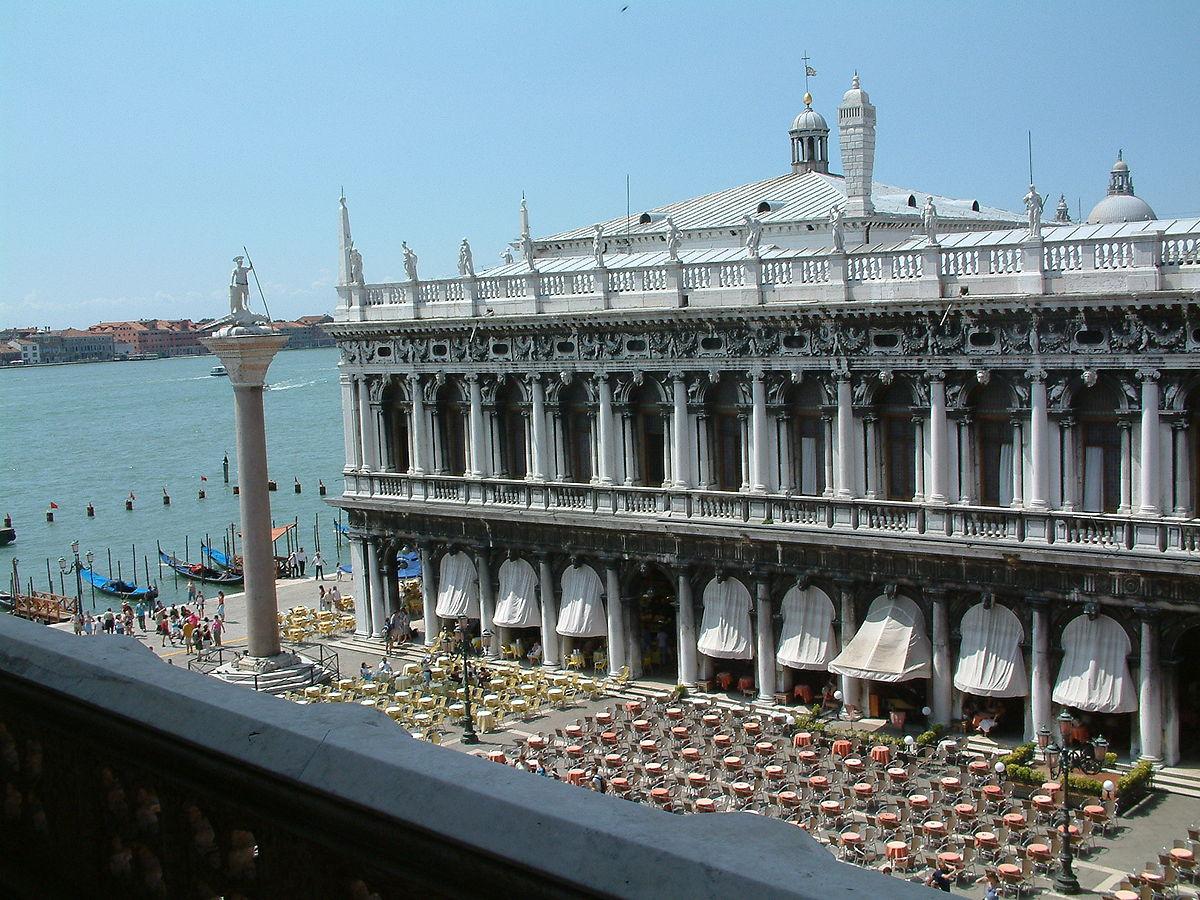 Италия, Венеция Biblioteca NazionaleMarciana