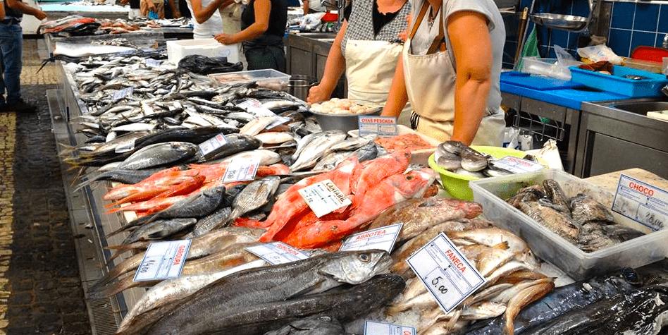 морепродукты португалии