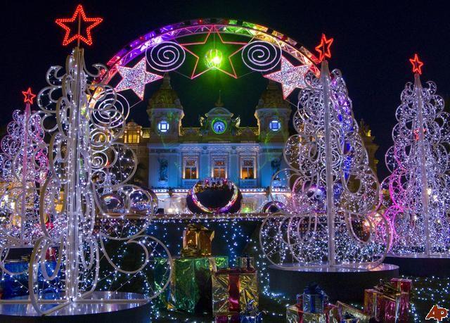 рождество в монако 2