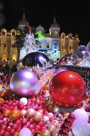 рождество в монако 2018