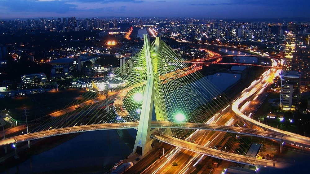 Сан-Пауло, Бразилия