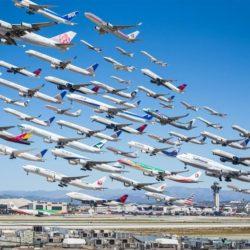 Почему самолеты белые