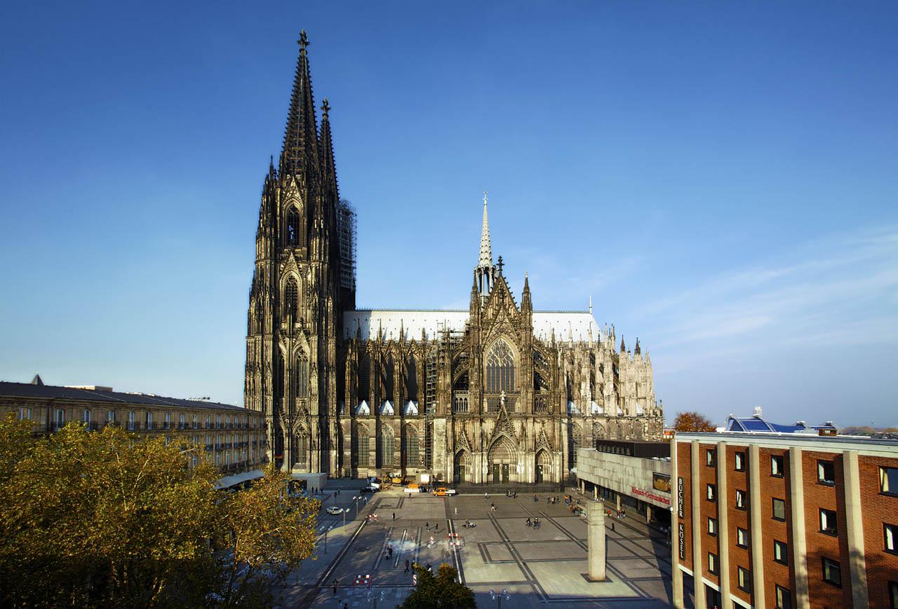 Кельнский кафедральный собор
