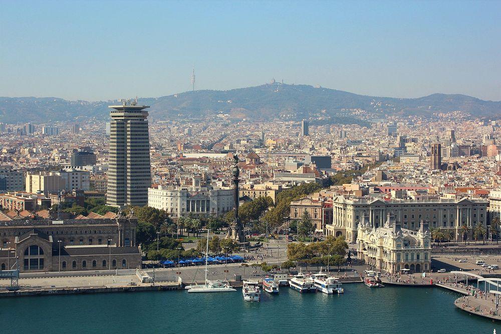 Самый большой город Барселона