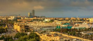Самый посещаемый город Барселона