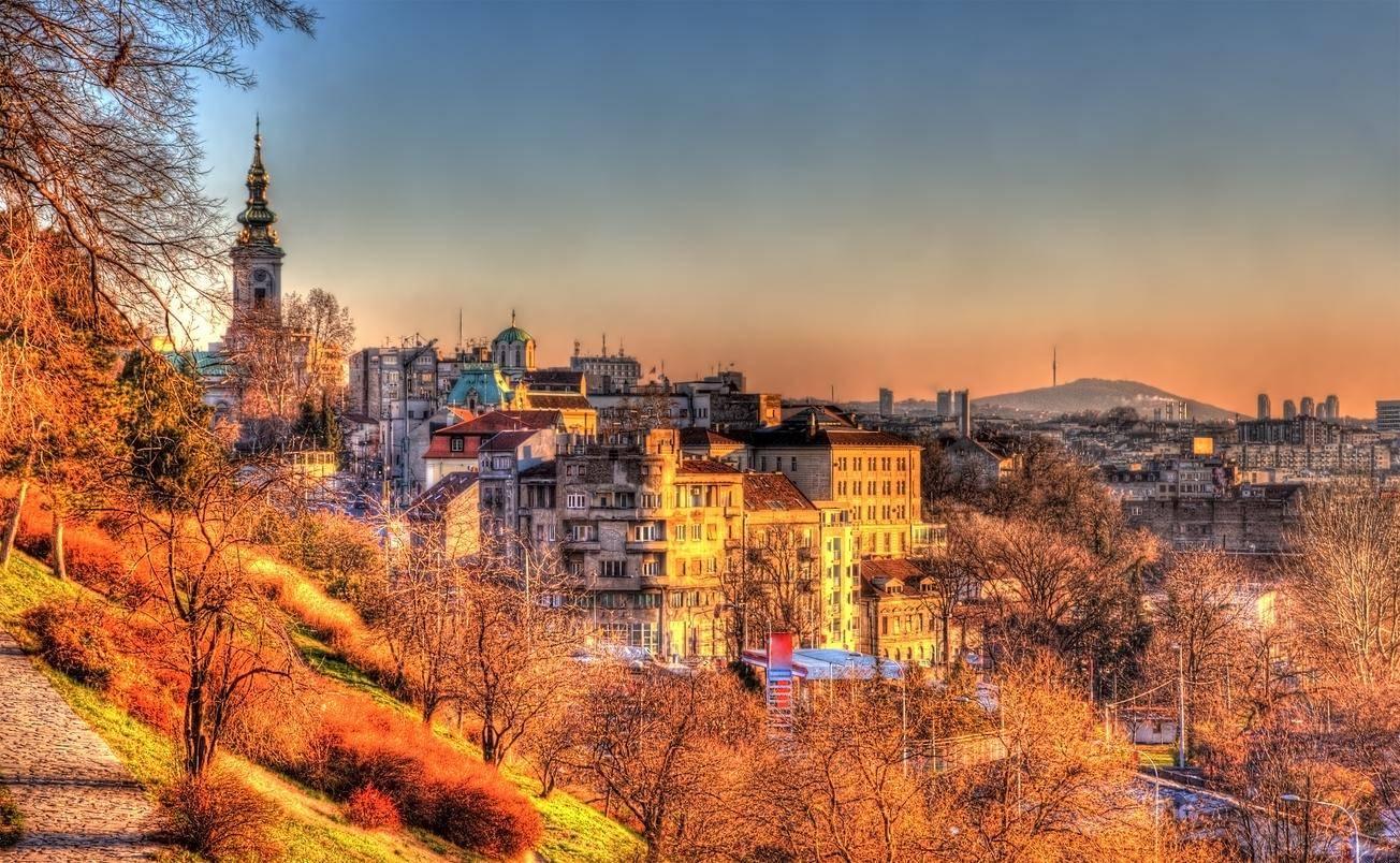 белград центр города