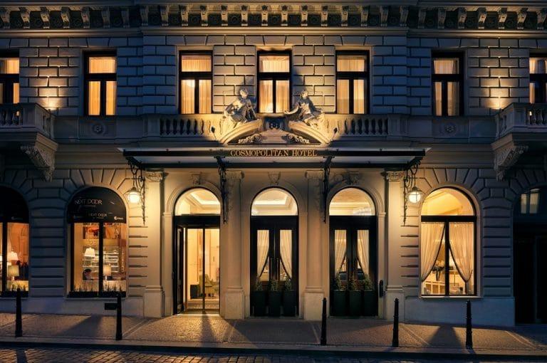 cosmopolitian hotel prague
