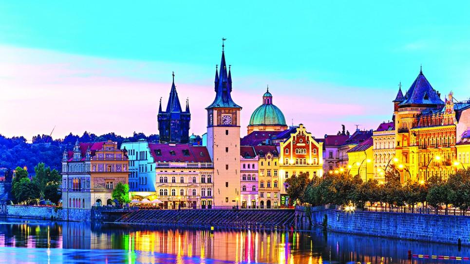 Отели Праги для любого бюджета: где остановиться в Праге
