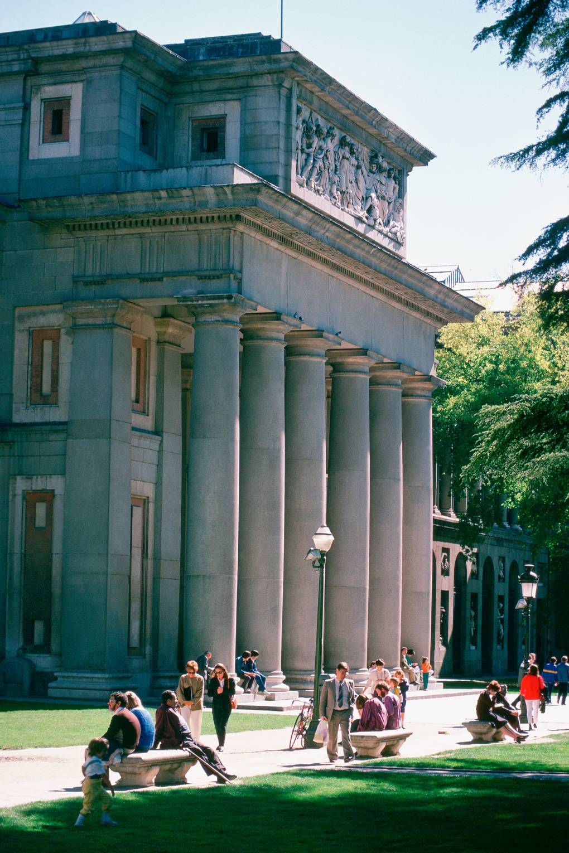 ЭЛЬ ПРАДО, Мадрид